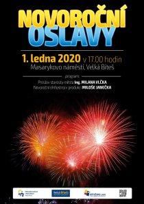 Novoroční oslavy 2020