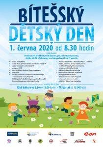Bítešský dětský den 2020