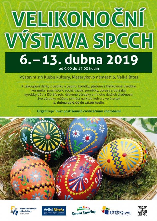 Velikonoční výstava 2019