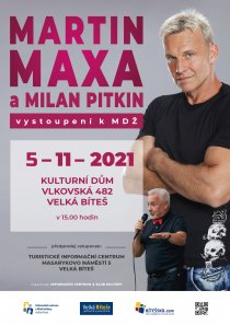 Martin Maxa a Milan Pitkin