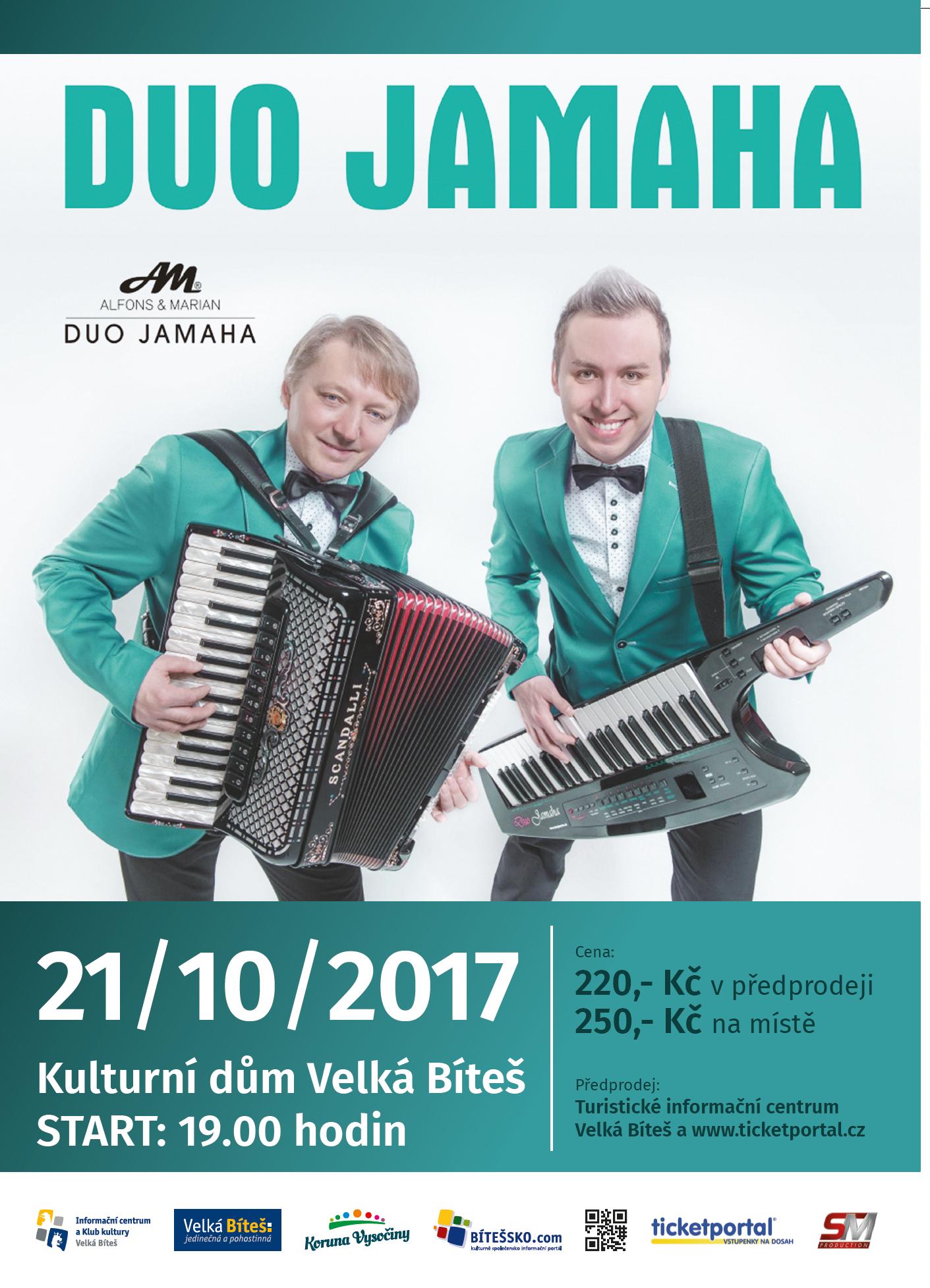 DUO JAMAHA pl