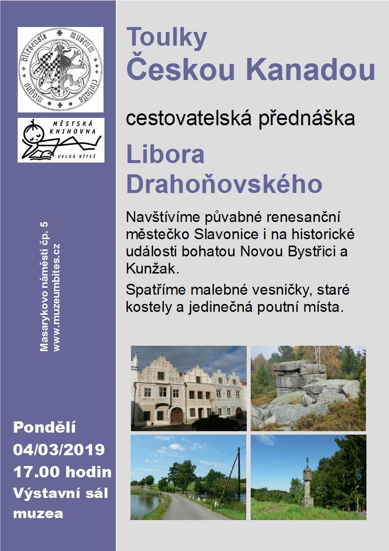 Plakat-Česká Kanada