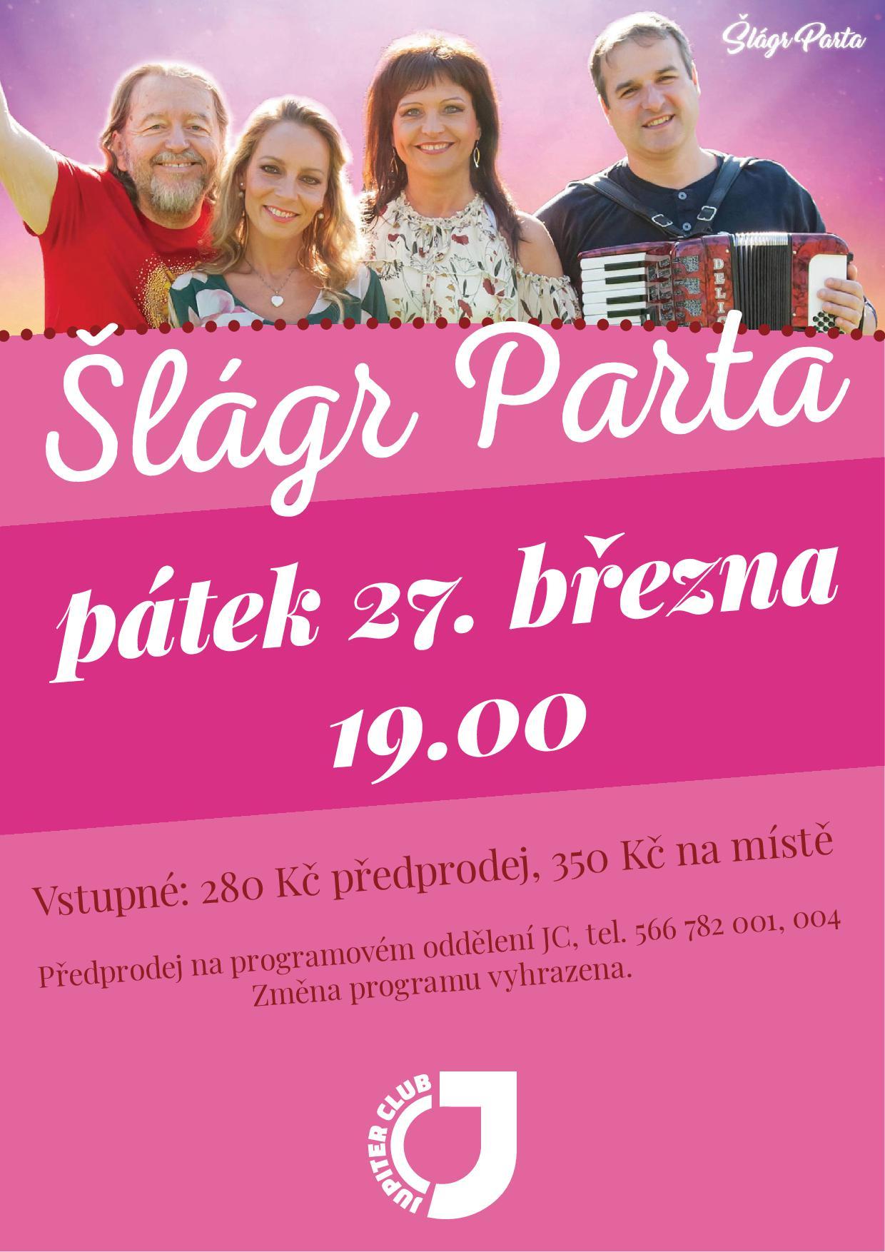 A3 poster šlágr