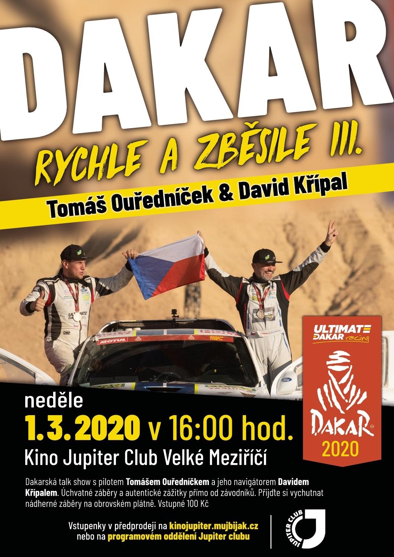 plakat Dakar 002