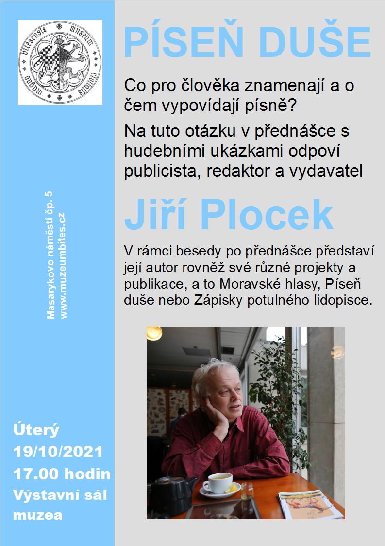 Plakát-Plocek - Píseň duše 002