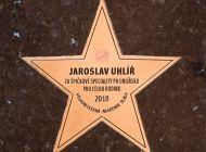 Hvězdokladení Jaroslava Uhlíře objektivem Otty Hasoně