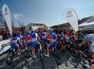 Cyklistický závod Velká Bíteš-Brno-Velká Bítteš 31. 3. 2019