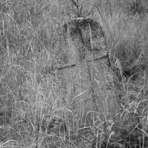 Smirčí kameny u Strážku